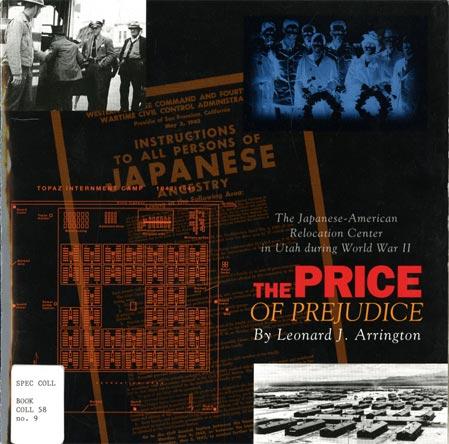 Book cover: The Price of Prejudice